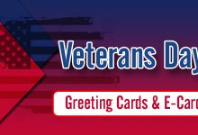 Veterans Day Cards 2019, Veterans Day Greeting Cards & E-Cards