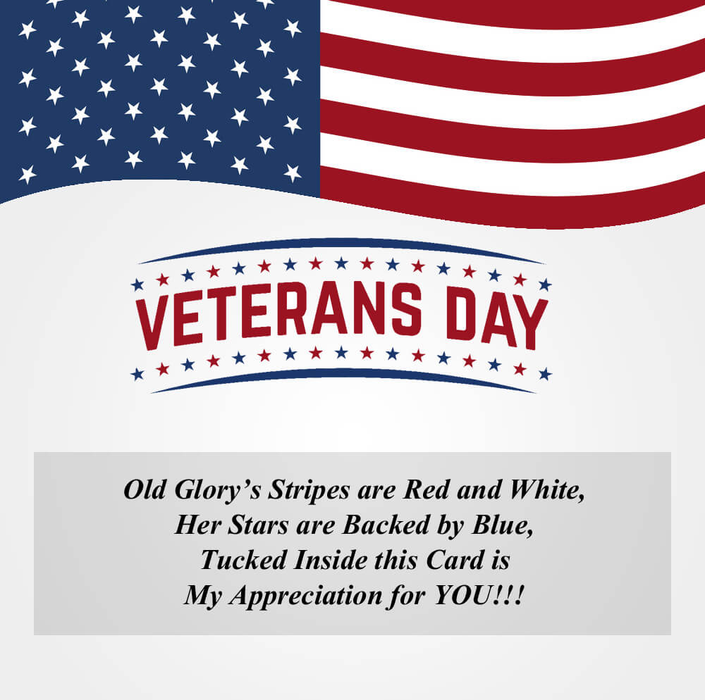 Veterans Day Wishes Quotes