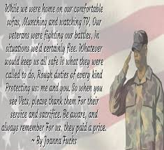Happy Veterans Day card