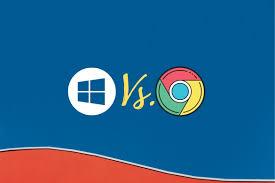 CHROME OS vs WINDOWS